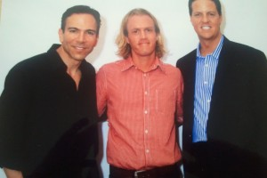 Brad w/Dr. Bill Dorfman & James Malinchak