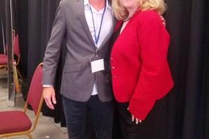 Sharon Lechter & Brad Brinkman